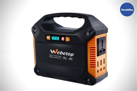 battery powered outlet for portable generator chion power equipment 3500watt
