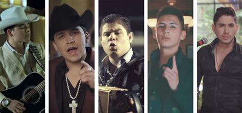 Christian Nodal Banda Ms Alta Consigna Ulices Chaidez Alfredo Olivas Ariel Camacho Gerardo 22 Canciones Para La Banda Millenial Kebuena