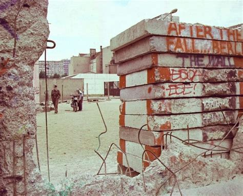 the berlin wall story stories from the berlin wall 25 years later the atlantic