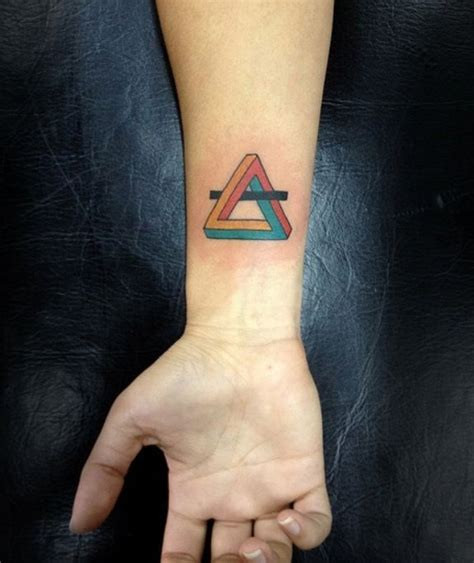 tattoo pen rose 17 best images about penrose triangle on pinterest