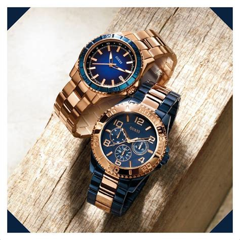 Guess W0041g2 Rosegold Combi 26 best centar satovi i nakit images on watches swatch and chang e 3