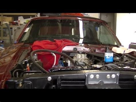 on board diagnostic system 1992 ford mustang windshield wipe control quot i can see clearly now quot 1969 mustang restoration part 52 windshield install and update youtube