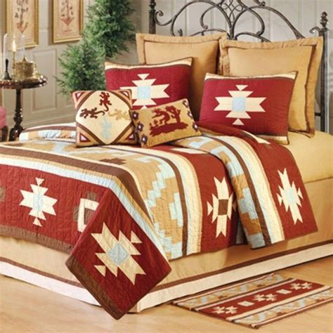 Western Style Bedding Sets 30 Best Images About Bedding On Western Furniture Cowboys And Bed Sets