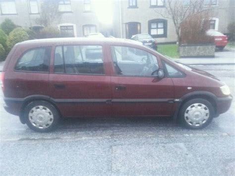 2004 vauxhall zafira for sale for sale in cloonboo galway