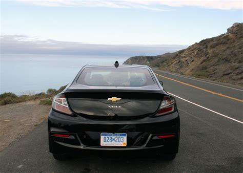 2016 Chevy Volt by The 2016 Chevy Volt An Energy Efficient Car That Doesn T