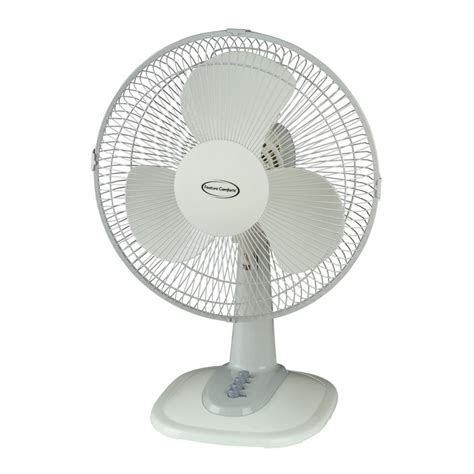 feature comfort fan shop feature comforts 12 quot oscillating table fan at lowes com