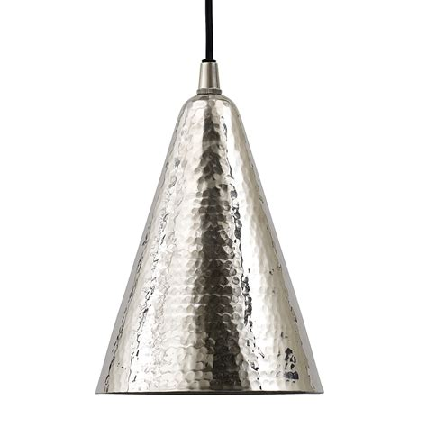Silver Ceiling Lights Silver Ceiling Light Cone Lindsay Interiors