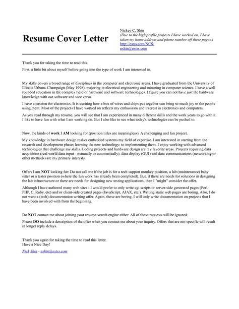 examples of good resume cover letters canovianoclassico com