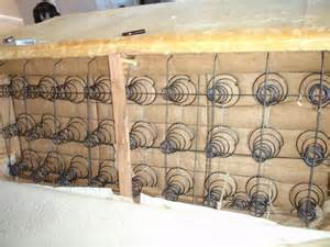 Sofa Repair Springs by Can You Repair Broken Coil Springs In An