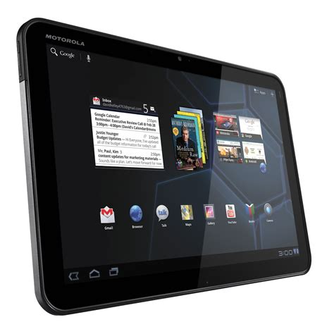 best tablet specs best prices on motorola xoom 10 1 android tablet reviews