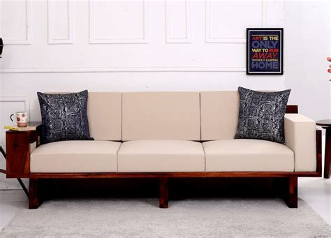 Sofa Set Wooden Designs by 25 Best Wooden Sofa Set Designs Trending Ideas On