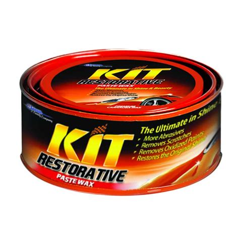Kit Original Paste Wax 225 G jual kit restorative paste wax 225 g harga