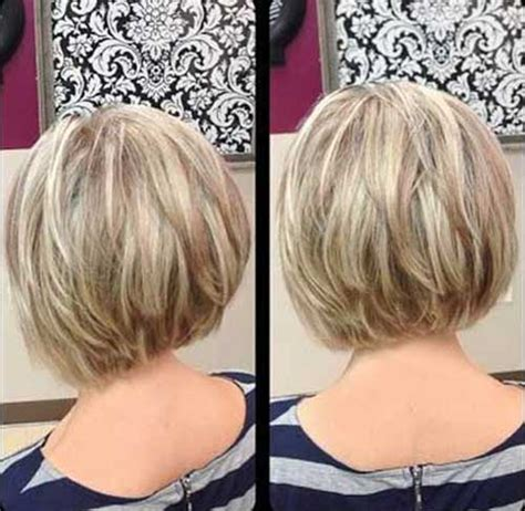 2016 pretty inverted bob hairstyles very short bob hairstyles back view 2017 2018 best