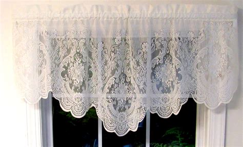 lace swag valance curtains white lace valance curtains curtain menzilperde net
