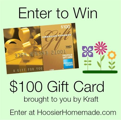 Do American Express Gift Cards Need To Be Activated - bunny treats for easter 100 gift card giveaway hoosier homemade