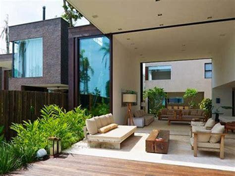 50 dekorasi teras di belakang rumah minimalis nyaman rumah impian