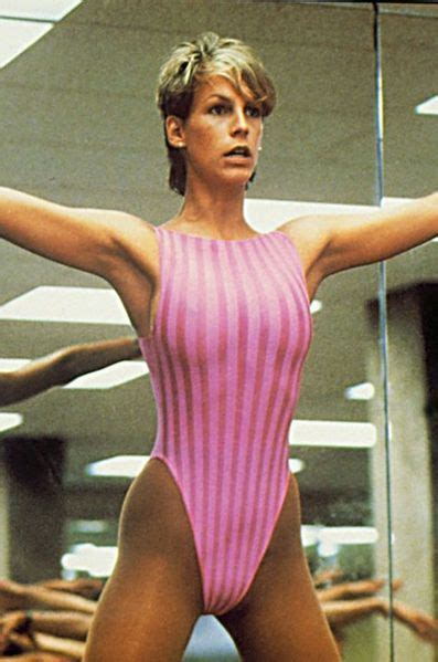 jamie lee curtis so awesome i couldn t deceide if true 130 best images about vintage leotards onepiece 80 s