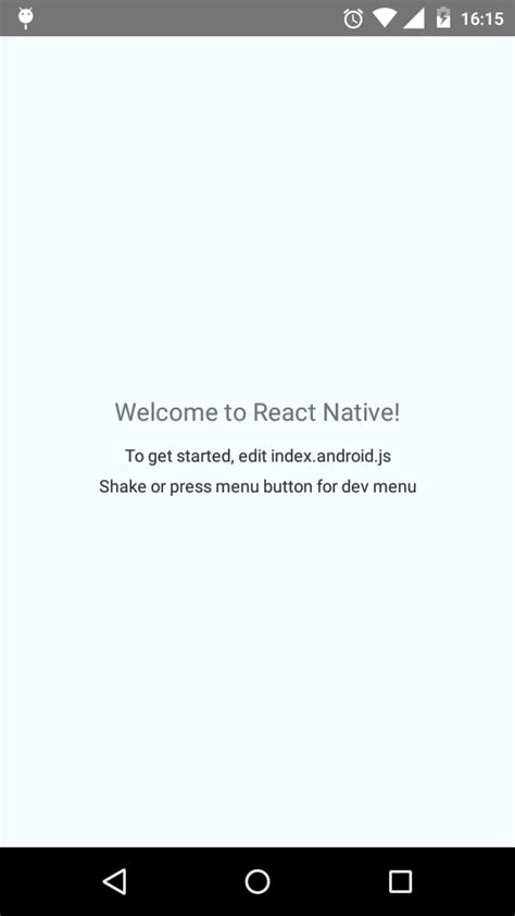 react native tutorial 2016 react native navigator tutorial for android okifoundit