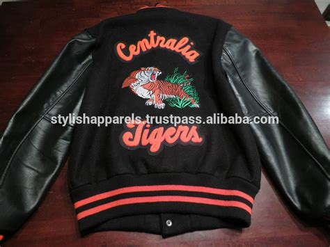 design your own embroidered jacket products 2015 custom varsity jackets high school sports jackets