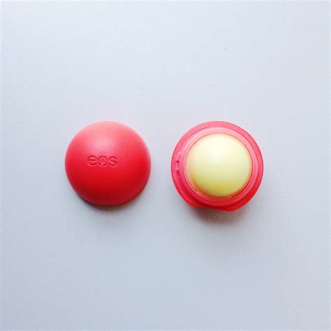 Lipgloss Eos eos eos lip balm spheres review bulletin
