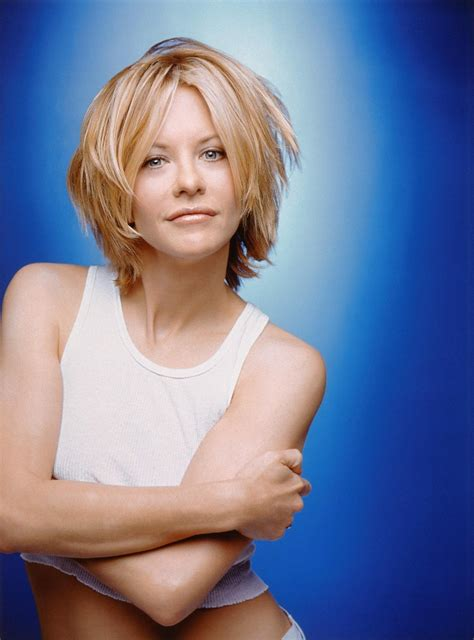 beautiful meg ryan hairstyle photos hairstyles for fine hair
