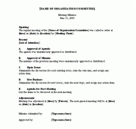 how to type up minutes for a meeting template exle of staff meeting agenda new calendar template site