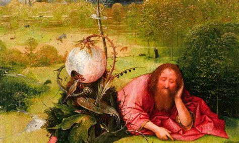 el pintor de las el bosco el pintor de los misterios