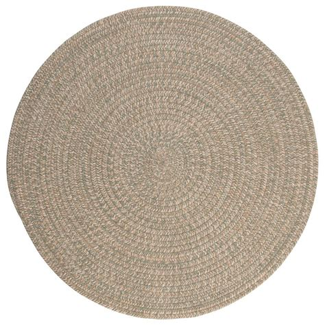 Home Decorators Collection Cicero Palm 8 Ft X 8 Ft Round Area Rugs 8 X 8