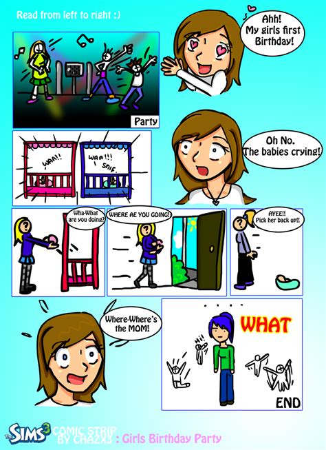 Sims 3 Sketches by Gamin Sims 3 Pt2 By Chazx3 On Deviantart