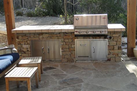 plans for outdoor kitchen