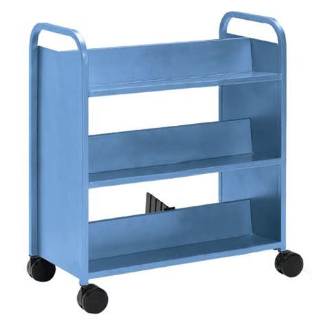 buffalo book trucks sloping shelf models