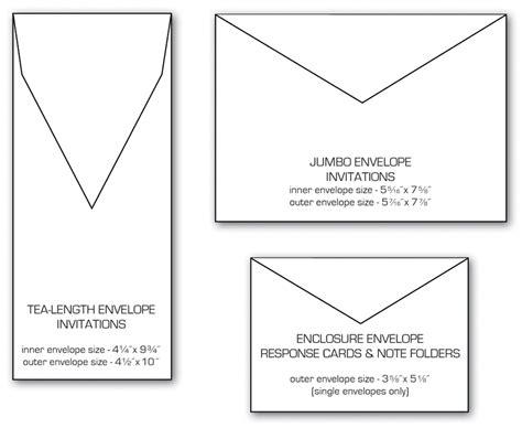 kahny inc distinctively you envelope sizes