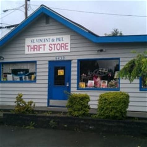 pauls warehouse location st vincent de paul thrift store 11 photos used vintage consignment everett wa