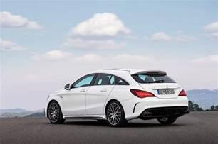 Mercedes In 2017 Mercedes Shooting Brake Priced In