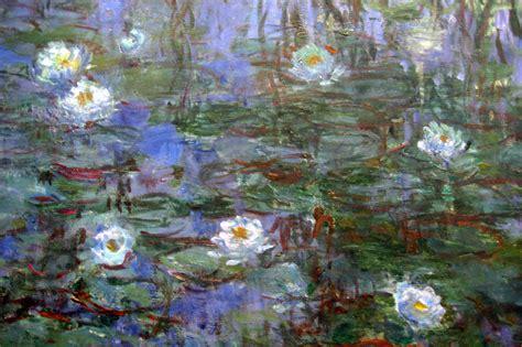 monet garden paintings