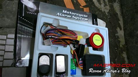 Alarm Cb150r pasang alarm remote revan aditya s