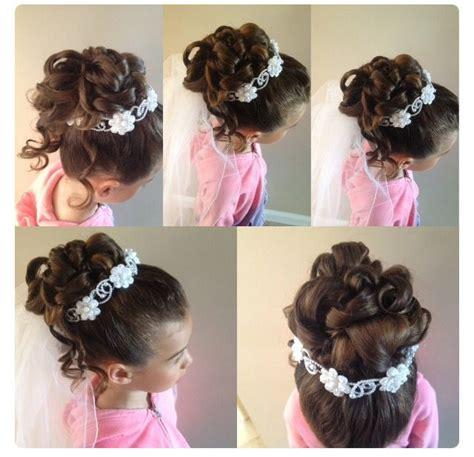 Communion Hairstyles by Communion Hairstyles For Hair Best 25 Communion
