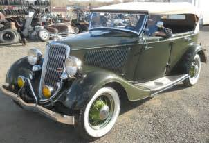 34 Ford For Sale 34 Ford Phaeton For Sale Autos Post