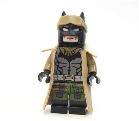 Lego Superheroes Minifigures Deathstroke lego custom nightmare batman deathstroke v