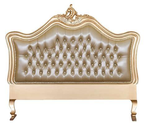 t 234 te de lit de baroque
