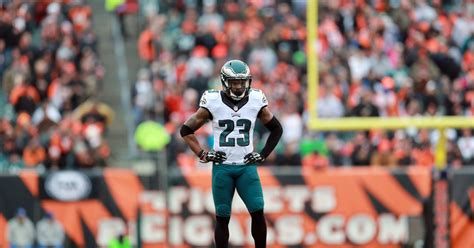 eagles cap room report eagles restructure safety rodney mcleod s contract create cap space phillyvoice