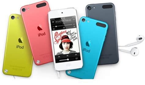 ipod touch 5th generation colors apple unveils 5th ipod touch with 4 inch display siri