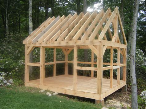 backyard shed plans diy village post and beam barns and sheds gardening