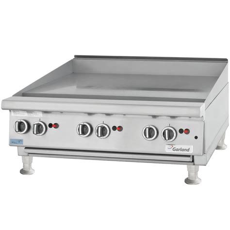 best with manual controls garland gtgg36 g36m gas 36 quot countertop griddle