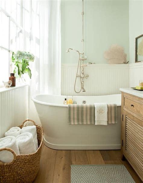 Spa Green Bathroom by Spa Style Bathroom Design Ideas