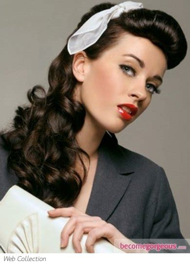cute hairstyles vintage 30 best retro hairstyles