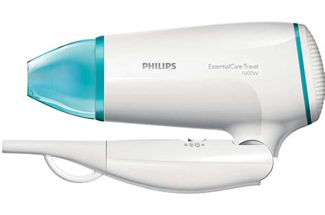 jual travel hair dryer philips bhd006 1600w toko