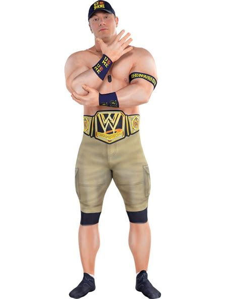 Corporate Office Decor by Wwe John Cena Mens Costume Themes