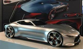 mercedes new concept car visual computing a highlight as mercedes celebrates