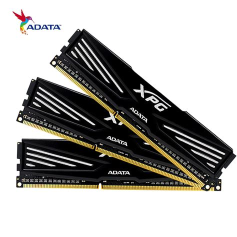 Memory Adata 4gb adata memory ram ddr3 8gb 4gb 1600 dram xpg pc memoria ddr 1600mhz for desktop computer three